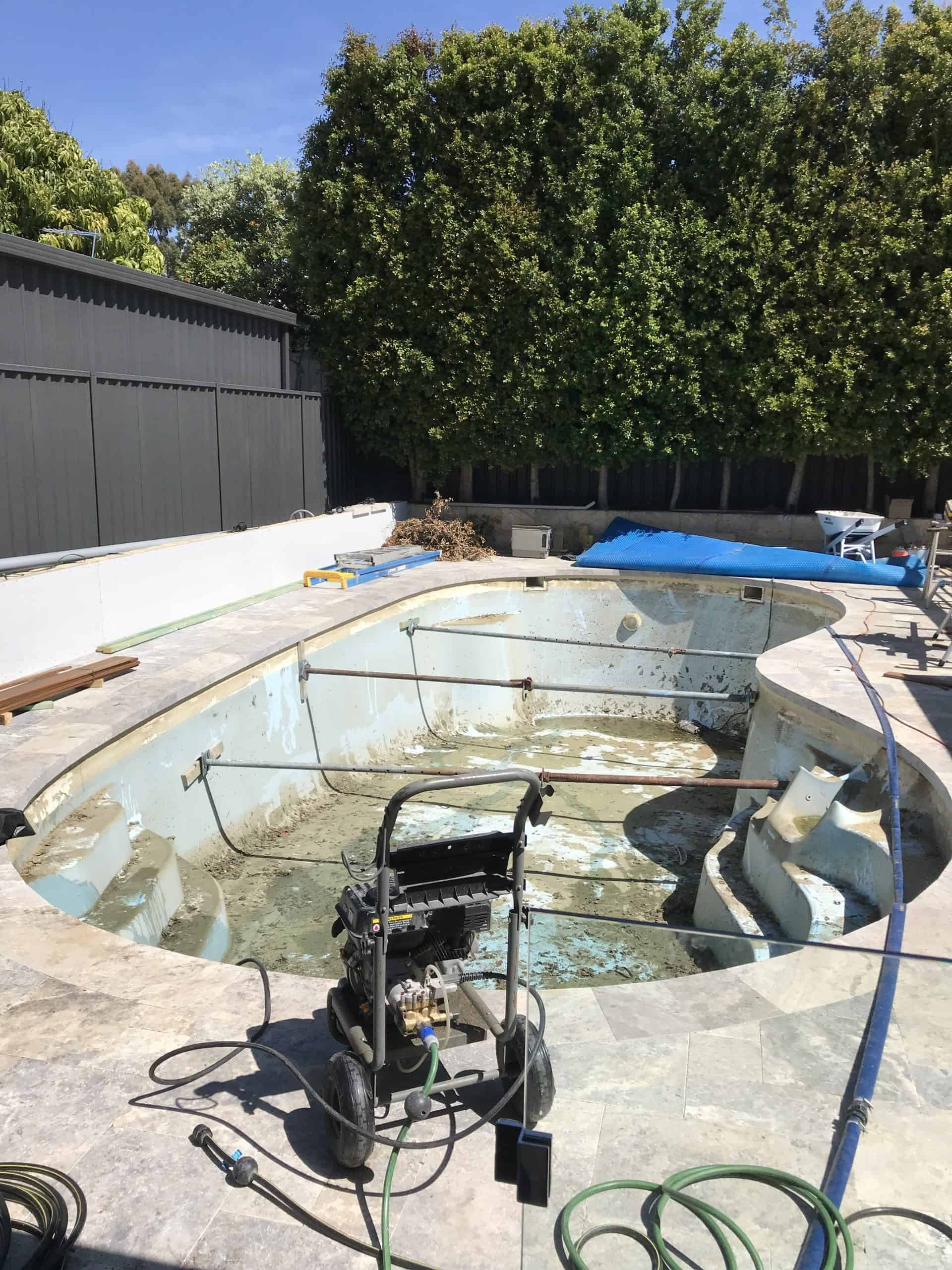 Pool renovation perth