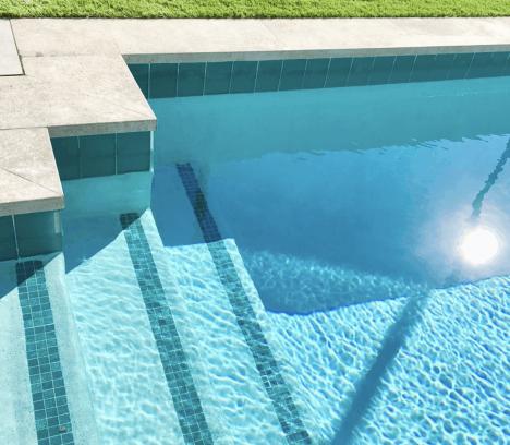 Perth pool tiles